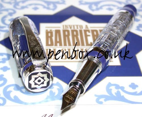 Limited edition Montegrappa di Siviglia fountain pen.