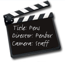 Pen videos and pen catalogues