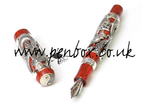 Limited edition Montegrappa Bruce fountain pen