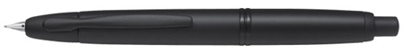 Matt Black Pilot Capless pen.