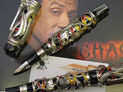 Montegrappa Chaos pens arrive at Penbox