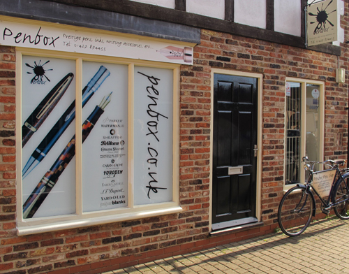 The Pen Shop