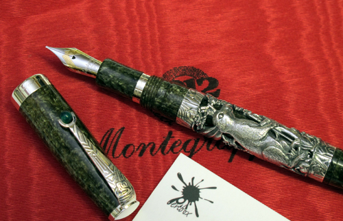 Montegrappa Zodiac pens
