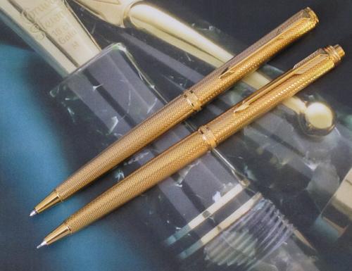 Vintage Parker Premier pens.