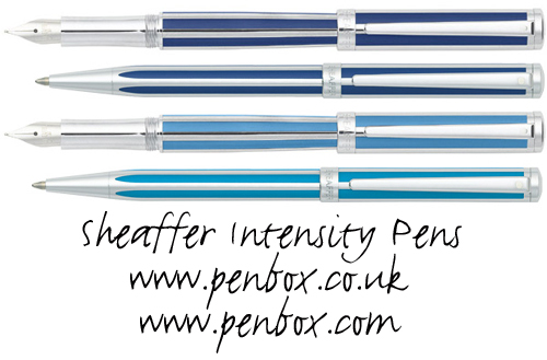 Sheaffer Intensity Pens