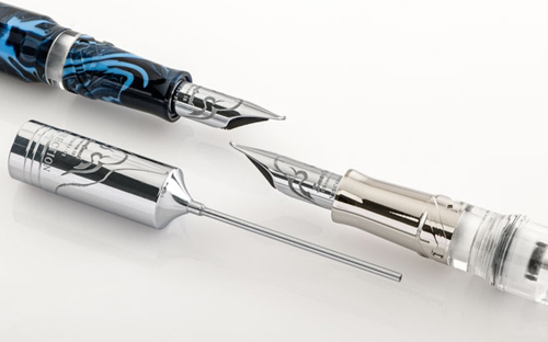Visconti Opera Demonstrator fountain pen.