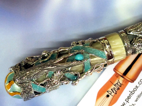 Montegrappa Guardian Angel pen.