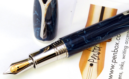 Montegrappa Modigliani fountain pen.