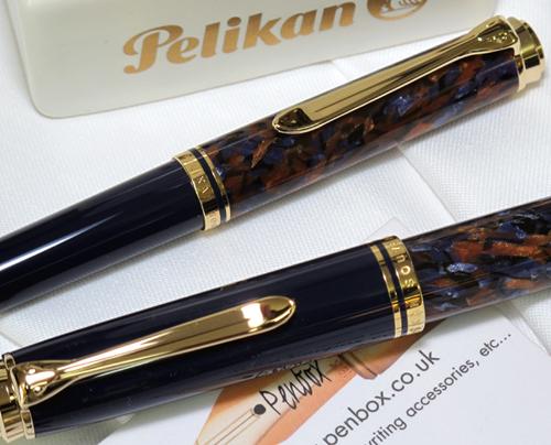 Special edition Pelikan M800 Stone Garden