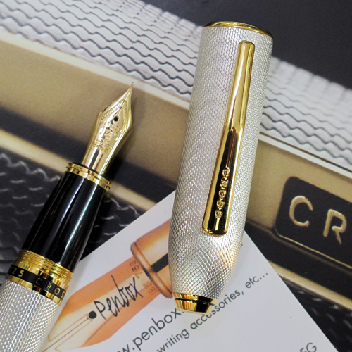Cross Peerless 125 Medalist fountain pen.
