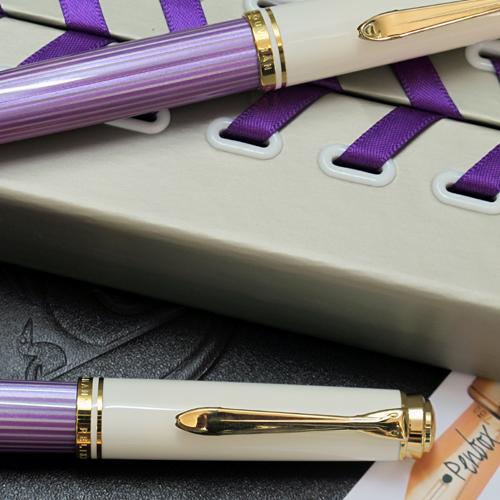 Pelikan M600 Violet.