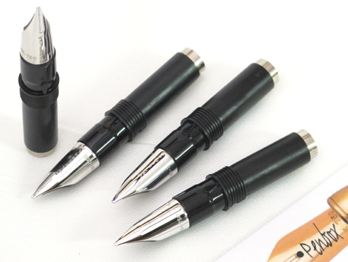 Replacement Waterman Serenite nibs.